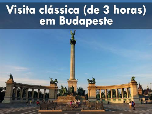 Visita clássica (de 3 horas)