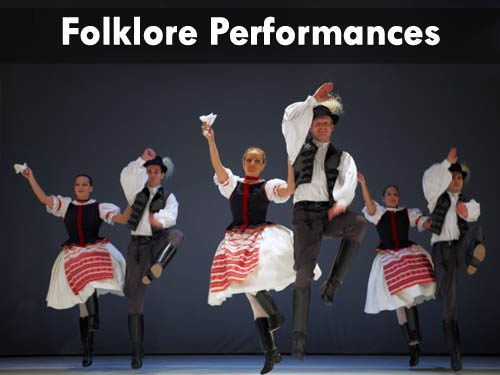 Folklore performances