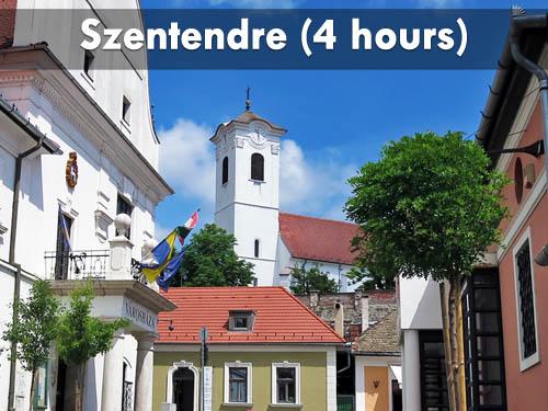 Szentendre (4 hours)