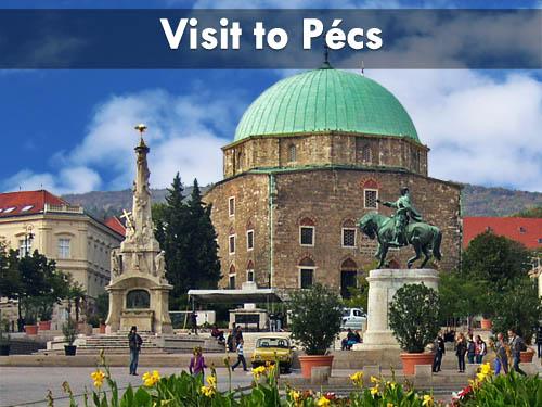 Visit to Pécs