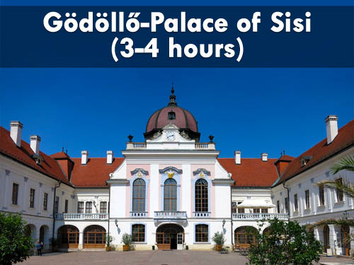 Gödöllő-Palace of Sisi (3-4 hours)